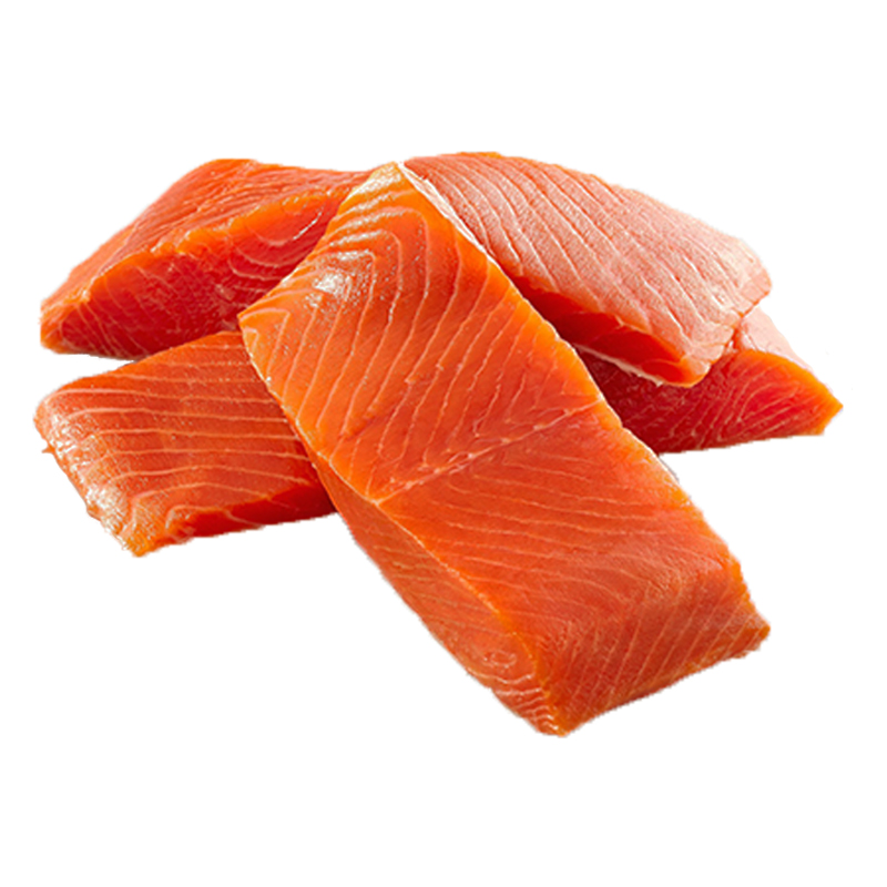 Salmon Fillet Portions (4 x140-150g)