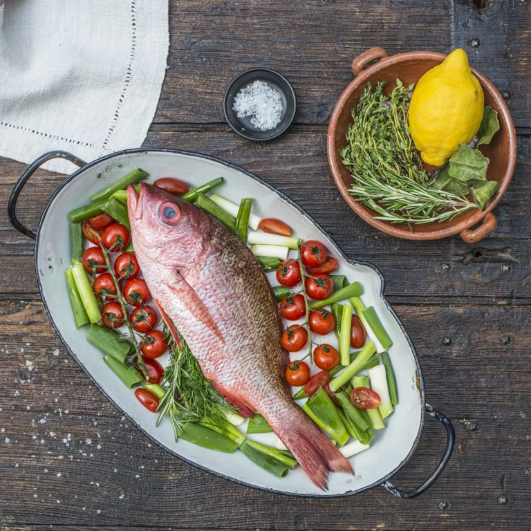 TIPS TO SELECTING THE FRESHEST OF THE FRESHEST FISH with Enrica Rocca
